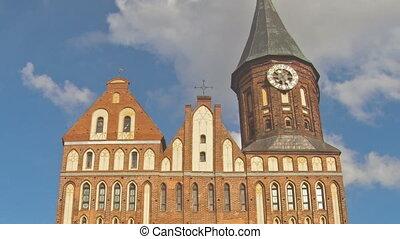Timelapse Konigsberg Cathedral