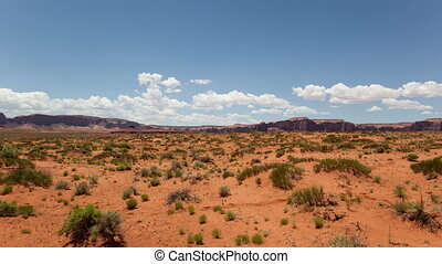 Timelapse Monument Valley