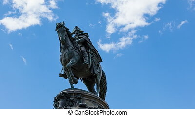 Timelapse of George Washington - 4k Timelapse of George...