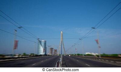 timelapse. On Bridge