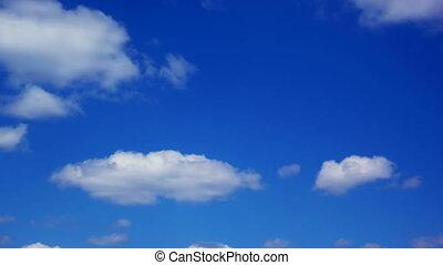 timelapse sky clouds