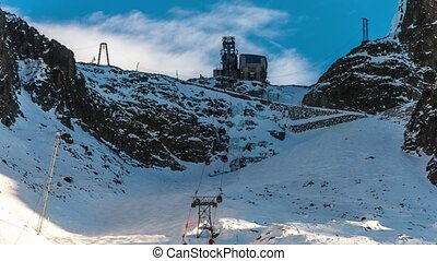 timelapse tonale - This time lapse sequence was shot at a...