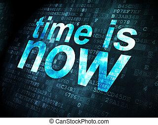 timeline, sfondo digitale, tempo, ora, concept:
