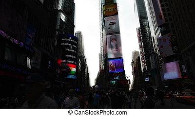 timelpase, skwer, york, nowy, czasy