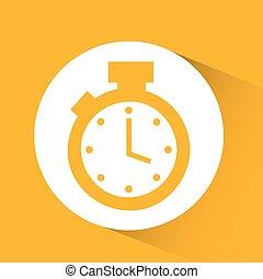 timer icon design