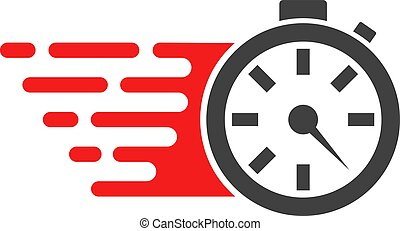 Timer with Fast Speed Effect