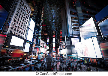 Times Square Manhattan New York