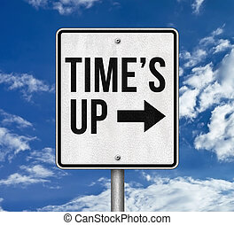 Time's up campaign