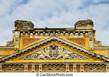 Timisoara Architecture 01