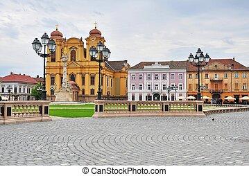 TImisoara old town