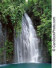 tinago, vízesés