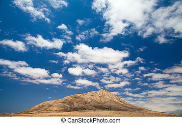 Tindaya, the sacred mountain on the aboriginal dwellers of...