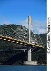 Ting Kau Bridge