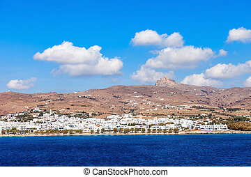 Tinos island in Greece