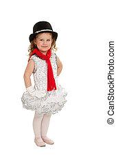 Tiny Ballerina Winter Festival