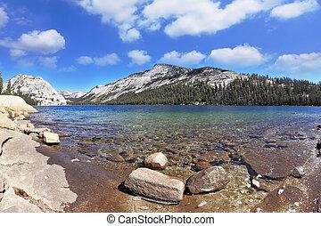tioga 湖, 公園, yosemite