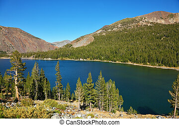 tioga 湖