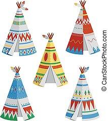 Tipi Designs Illustration