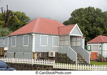 Oranjestad paesi bassi polizia st eustatius stazione for Architettura olandese