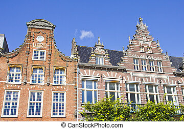 Paesi bassi case architettura olandese saba antille for Architettura olandese