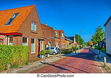 Paesi bassi case architettura olandese saba antille for Case architettura moderna