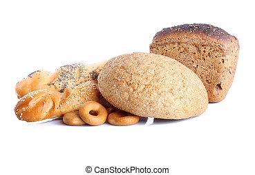 tipos diferentes pan