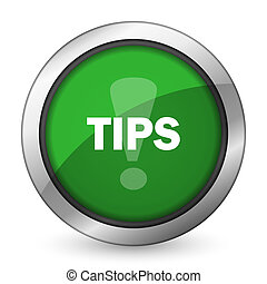 tips green icon