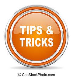 tips, pictogram, trucs