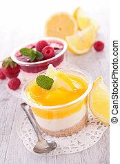 tiramisu ou cheesecake