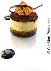 Tiramisu - the delicious, creamy, coffee soaked dessert.