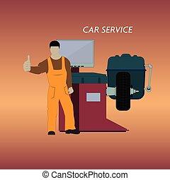 Tire Auto Repair