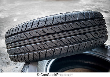 Tires for trucks