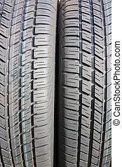 Tires Texture