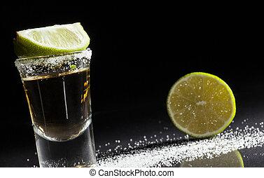 tiro de tequila