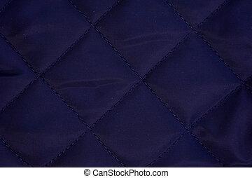tissu bleu, sombre, pattern., fond