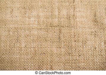tissu, burlap, hessian, texture, fond