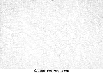 tissu, texture, fond blanc, lin, concept: