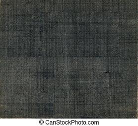 tissu, vieux, couverture