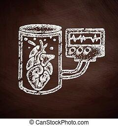 tissue engineering icon
