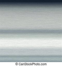titânio, escovado, superfície
