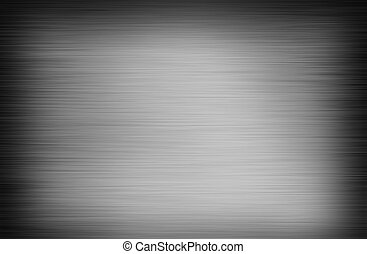 titânio, fundo, cinzento, abstratos