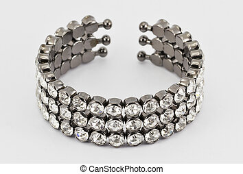 titanio, braccialetto