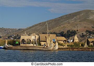 titicaca, 湖