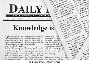 titolo, conoscenza