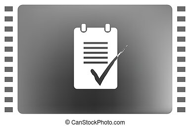 To do list vector icon