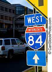 To I-84