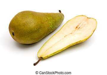 to, pears
