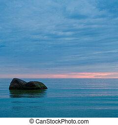 to, sten, ind, den, hav