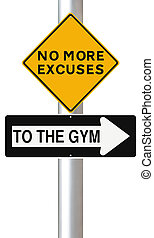 To The Gym