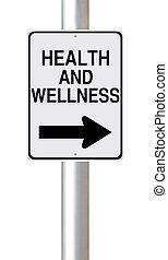 to, wellness, zdrowie, droga